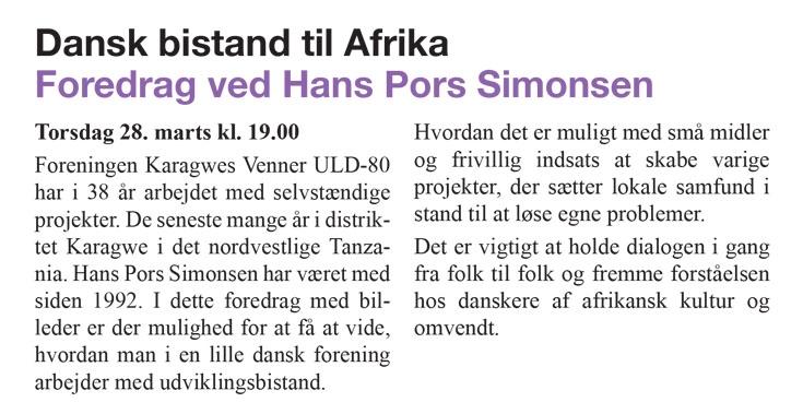 Hans P Simonsen